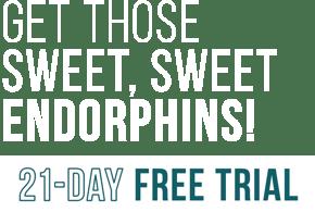 Get Those Sweet Sweet Endorphins - LockUps