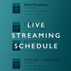 Live Streaming Schedule-800x800