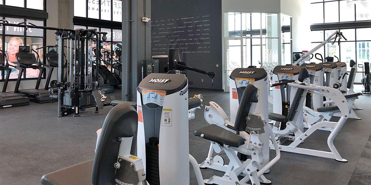 Gym On Daniel Island O2 Fitness Charleston Daniel Island